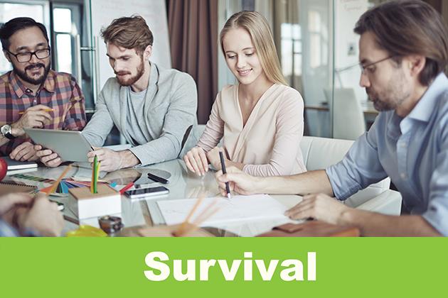 Survival Intensive course Oktober / 12 - 16 Oct. 2020